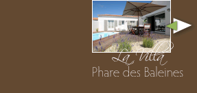 Villa du phare des Baleines for rent in Charente-Maritime